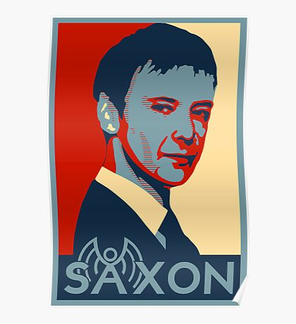 Saxon for PM-Clean Version Poster