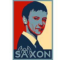 Saxon for PM-Clean Version Photographic Print