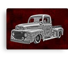 stanford and son hot rod supplies Canvas Print