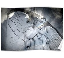 Miyka'el, Prince of Archangels. Poster