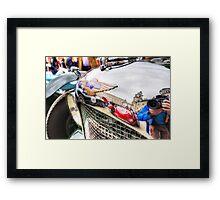 Lagonda Reflections Framed Print
