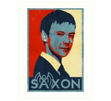 Saxon for PM Art Print