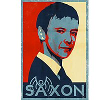 Saxon for PM Photographic Print