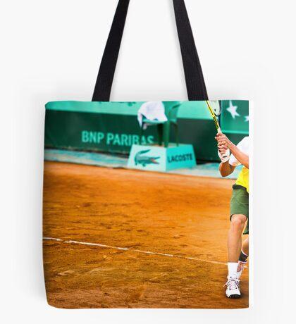 Roberto Carballes Baena @ Roland Garros Tote Bag