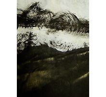 cloud in the valley... Photographic Print