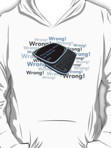Texting Sherlock T-Shirt