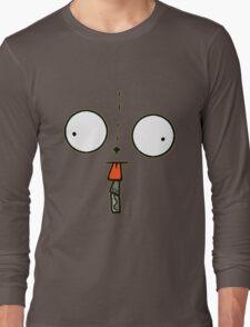 Minimalist Gir Long Sleeve T-Shirt