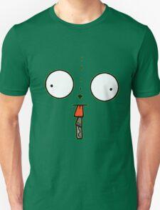Minimalist Gir Unisex T-Shirt
