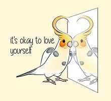A Healthy Self-Esteem by KeesKiwi