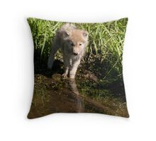 Oh I am So Cute! Throw Pillow