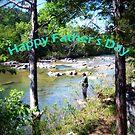 Happy Fathers Day by Susan S. Kline