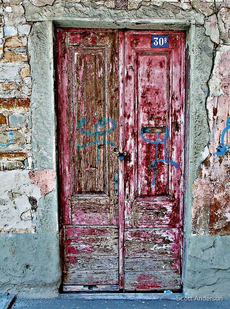 Red Door by Scott Anderson