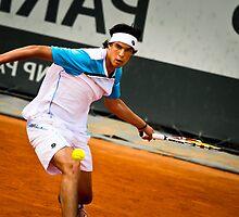 Mate Delic @ Roland Garros by johanlb