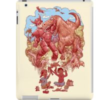 Role playing iPad Case/Skin