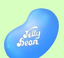 Jelly Belly Jelly Bean Design- Blueberry by SugarHit