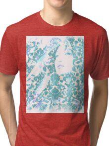 Hidden Geisha Tri-blend T-Shirt