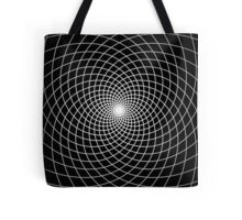 Fibonacci Flower Tote Bag
