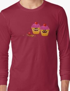 CUPCAKE CANNIBALS 2 Long Sleeve T-Shirt