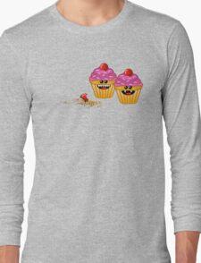CUPCAKE CANNIBALS 2 Long Sleeve T-Shirt