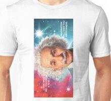 einstein quote imagination bring you everywhere Unisex T-Shirt