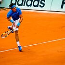 Rafael Nadal @ Roland Garros by johanlb