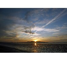 Sunrise over Howth Photographic Print