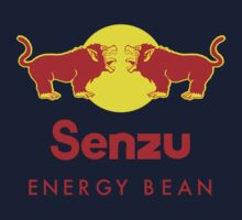 Senzu: Energy Bean Kids Clothes