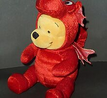St David's Day Pooh! by Sharon Brown
