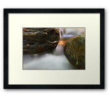 Rancina Stream   V. Framed Print