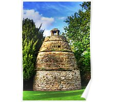 The Ross Doocot Poster