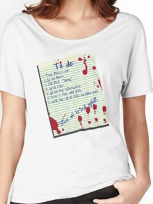 The List Women's Relaxed Fit T-Shirt