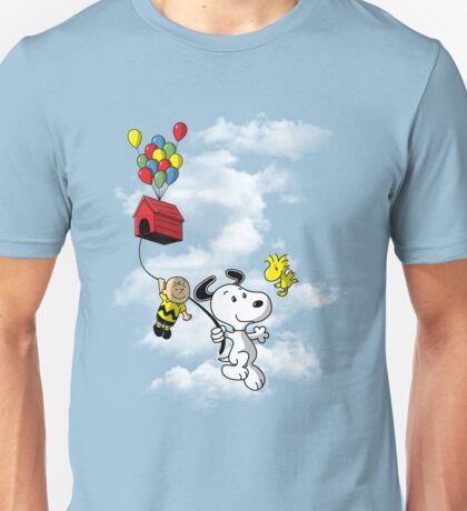 UP Peanuts Unisex T-Shirt