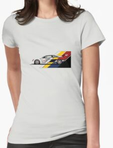 Cadillac CTS V Coupe Race Car Womens Fitted T-Shirt