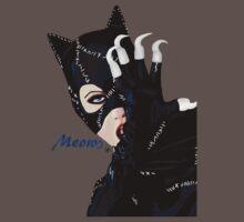 Catwoman Returns  One Piece - Short Sleeve