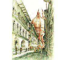 Santa Maria Del Fiore Photographic Print
