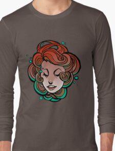 Swirls and swirls Long Sleeve T-Shirt