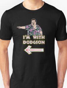 I'm With Dodgson T-Shirt