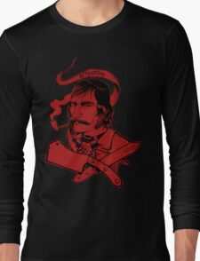 Bill The Butcher Long Sleeve T-Shirt
