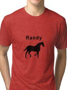 Randy Mare Tri-blend T-Shirt