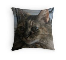 Lady DeLenn Throw Pillow