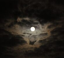 Moon & Clouds by Cynthia48