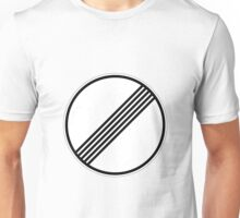 no speed limit Unisex T-Shirt
