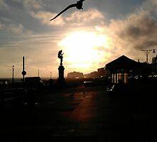 Peace Statue by mattupchuck
