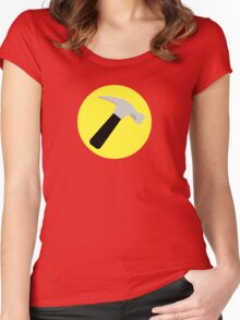 Captain Hammer Women's Fitted Scoop T-Shirt