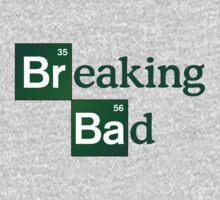 Breaking Bad by NWONKNU