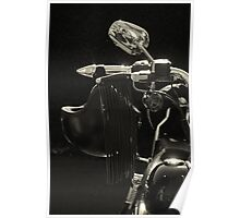 The Meridian Chapter, Harley Davidson Owners Club Poster