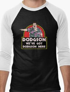 We've Got Dodgson Here Men's Baseball ¾ T-Shirt
