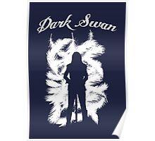 OUAT - Emma Swan - Dark Swan Poster