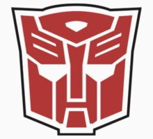 autobot - red by ahadley93