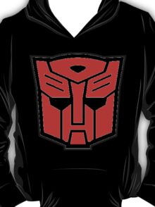 autobot - red T-Shirt